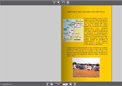 Breve historia del Sahara
