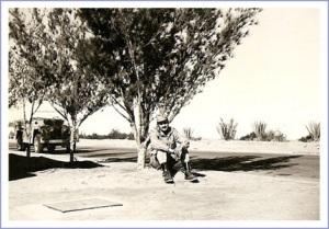Hilari Joan (ultima foto en el Sàhara)