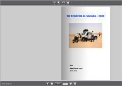Viaje al Sahara del 2009 - Albert Marín Ausín