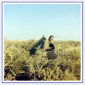 Hilari Joan destacat a la frontera Marroquina