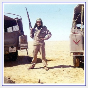 Maniobres al sud del Sàhara juny 1974
