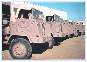 Camions de la legió