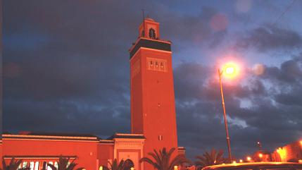 Mezquita del Aaiun