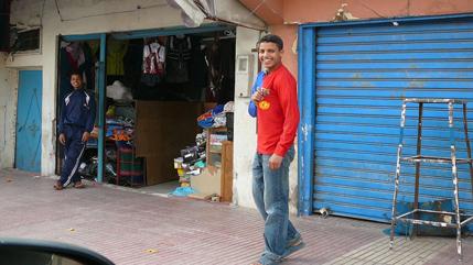 Sahrauí del Barça