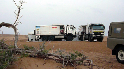 Camiones del Raid