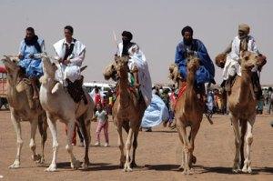 Carrera de camellos