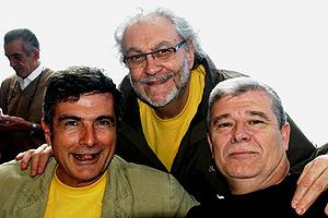 Moreno Zalve, Ramiro i Carles