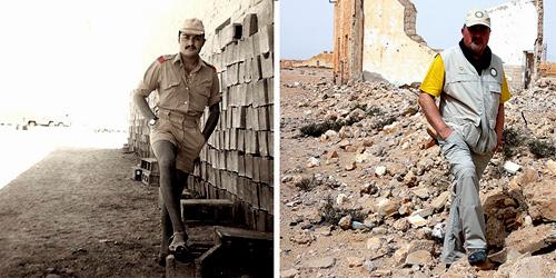 Hilari a Edchera 1974 y 2009