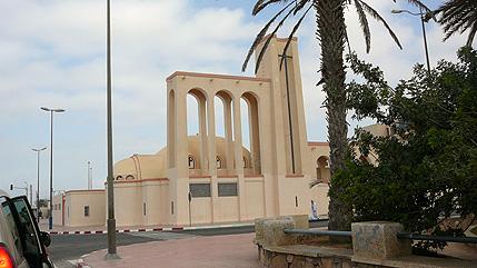 Esglesia de Villa Cisneros