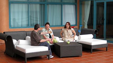 Hotel de Villa Cisneros