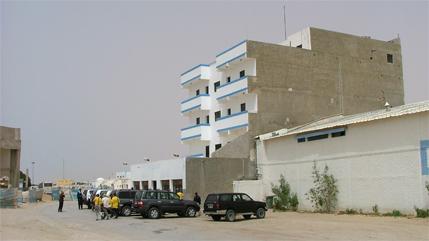 Casa Josefina a platja de l'Aaiun
