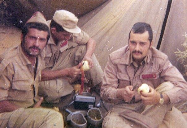 De patrulla 1974